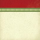 Red & Green Ribbon by MagentaStyle