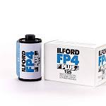 Ilford Fp-4 Plus 125 135-36 B/w Film 36 Exp