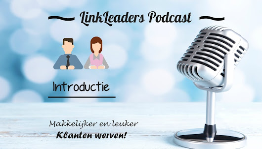 #01 Kickoff LinkLeaders podcast