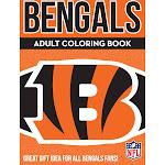 Bengals Adult Coloring Book [Book]