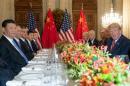 World stock markets soar on China-US trade war truce