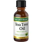 Natures Bounty Tea Tree Oil - 1 fl oz