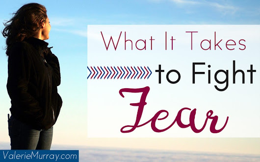 What it Takes to Fight Fear - Cord of 6