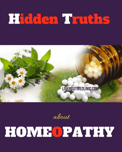 If Homeopathy is So Good, Why Is It Not the First Choice of Treatment? | LIVE POSITIVE