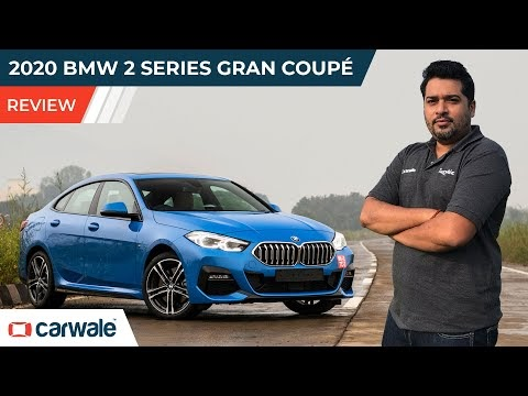 2020 BMW 2 Series Gran Coupe Review | 220D M Sport | More Than Just An Affordable BMW ? | CarWale