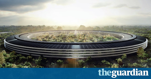 The billion-dollar palaces of Apple, Facebook and Google | Art and design | The Guardian