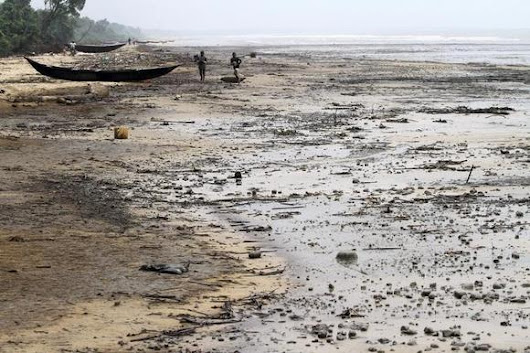 Nigeria's parliament says Shell should pay $4 billion for 2011 oil spill