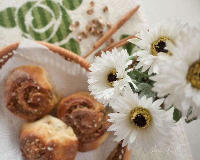 AUG 2 (1 of 2): Almond cardamom rolls for breakfast in bed photo _1050349_zpsbf2c4549.jpg