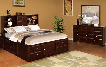 Bedroom Sets With Storage
