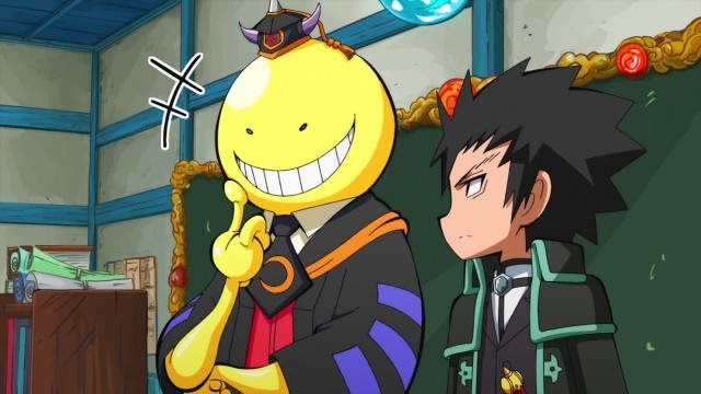 Assassination Classroom Wallpaper Hd Jegeekjeplay Streaming Koro Sensei Quest 5 Vostfr Out