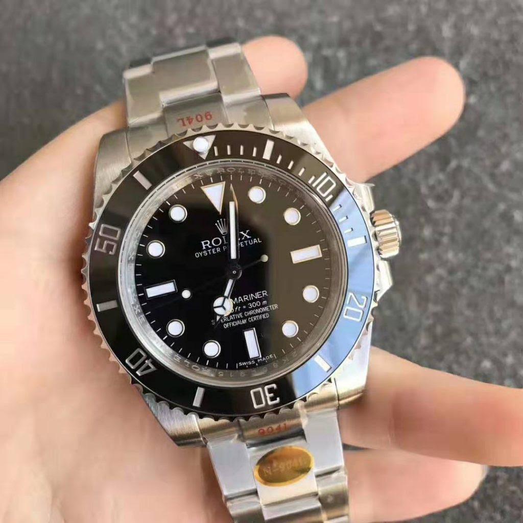 Replica Rolex 114060 Ceramic