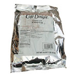 Cafã Delight Frothy Topping, 16 Oz Packet 50320