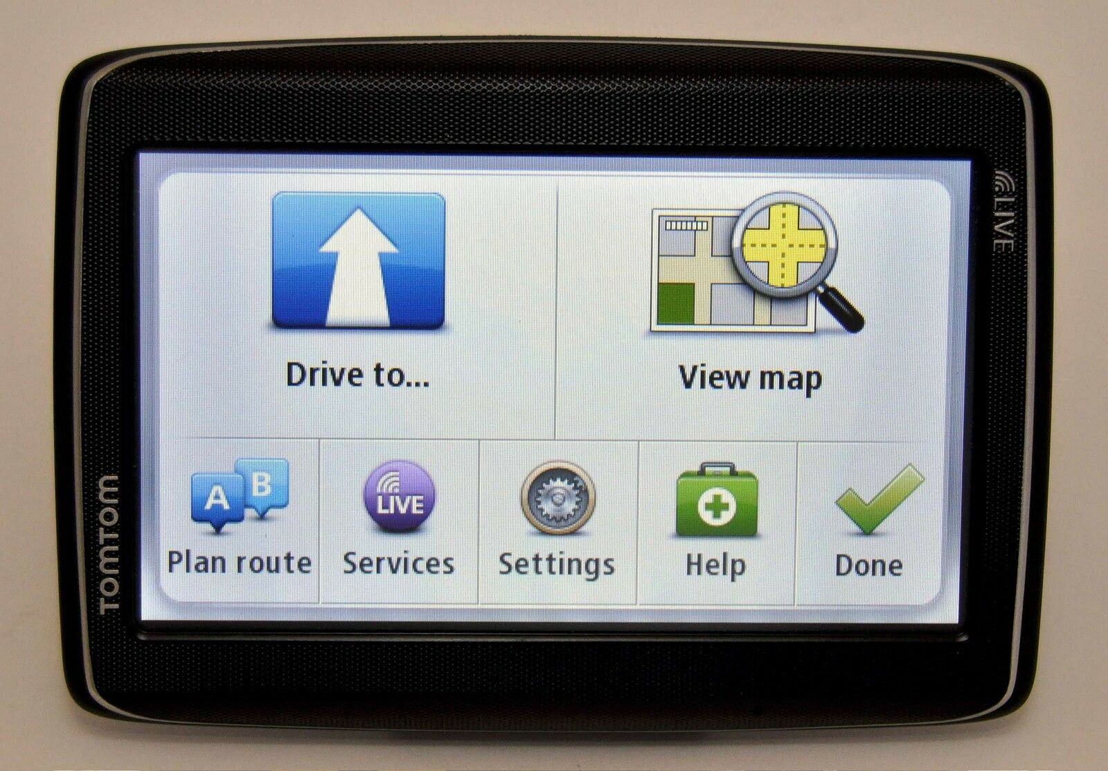 New Tomtom Go Live 1535m Car Gps 5 Lcd Usa Can Mexico