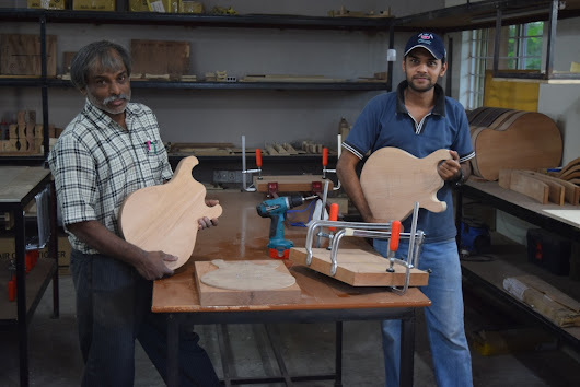 Astha - Guitars of Hope | Fine guitars handcrafted in India