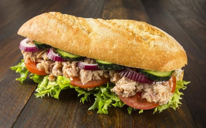 В бутербродах с тунцом от Subway не нашли ДНК самого тунца