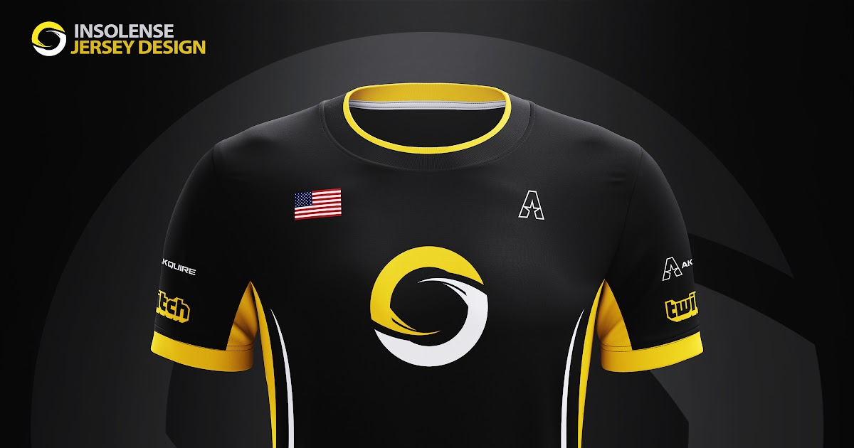 download free mockups from independent creator with personal and commercial license included 9 977 Esports Jersey Mockup Download Bigmockup