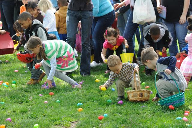 Easter Egg Hunt Lee Fendall House