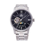 Orient Sun and Moon Open Heart Classic Watch | RA-AS0002B10A