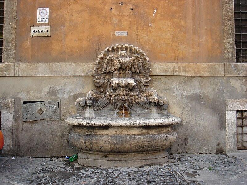 File:Regola - fontana del Monte di Pietà 00647.JPG