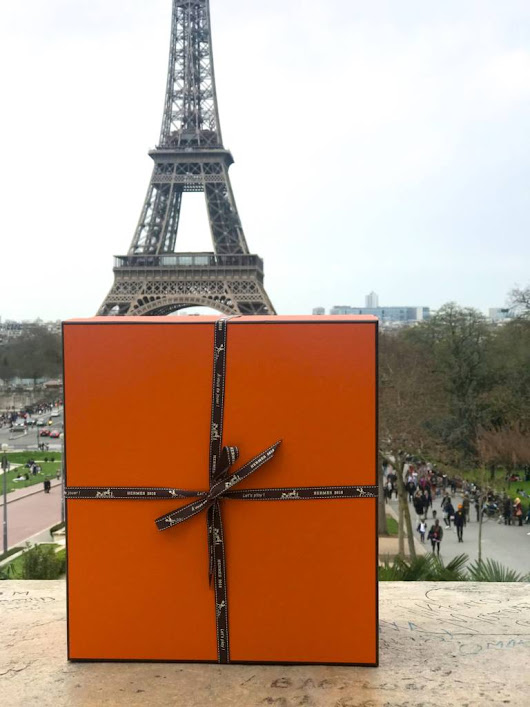 Part III of Paris With PurseBop: A Tale of Two More Kellys - PurseBop