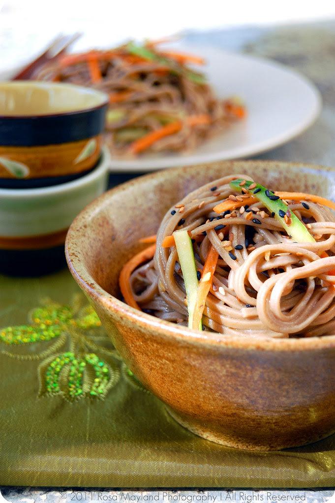 Soba Noodle Salad 1 bis