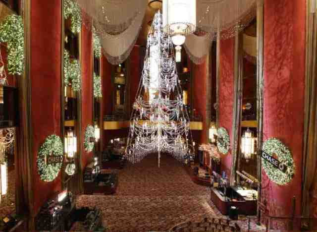Radio City Music Hall Christmas Decorations By Thom Filicia