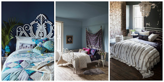 Beautifully Bohemian in the Bedroom