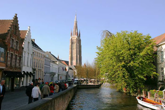 10 Places in Bruges You Can Visit in One Day - Europe Up Close