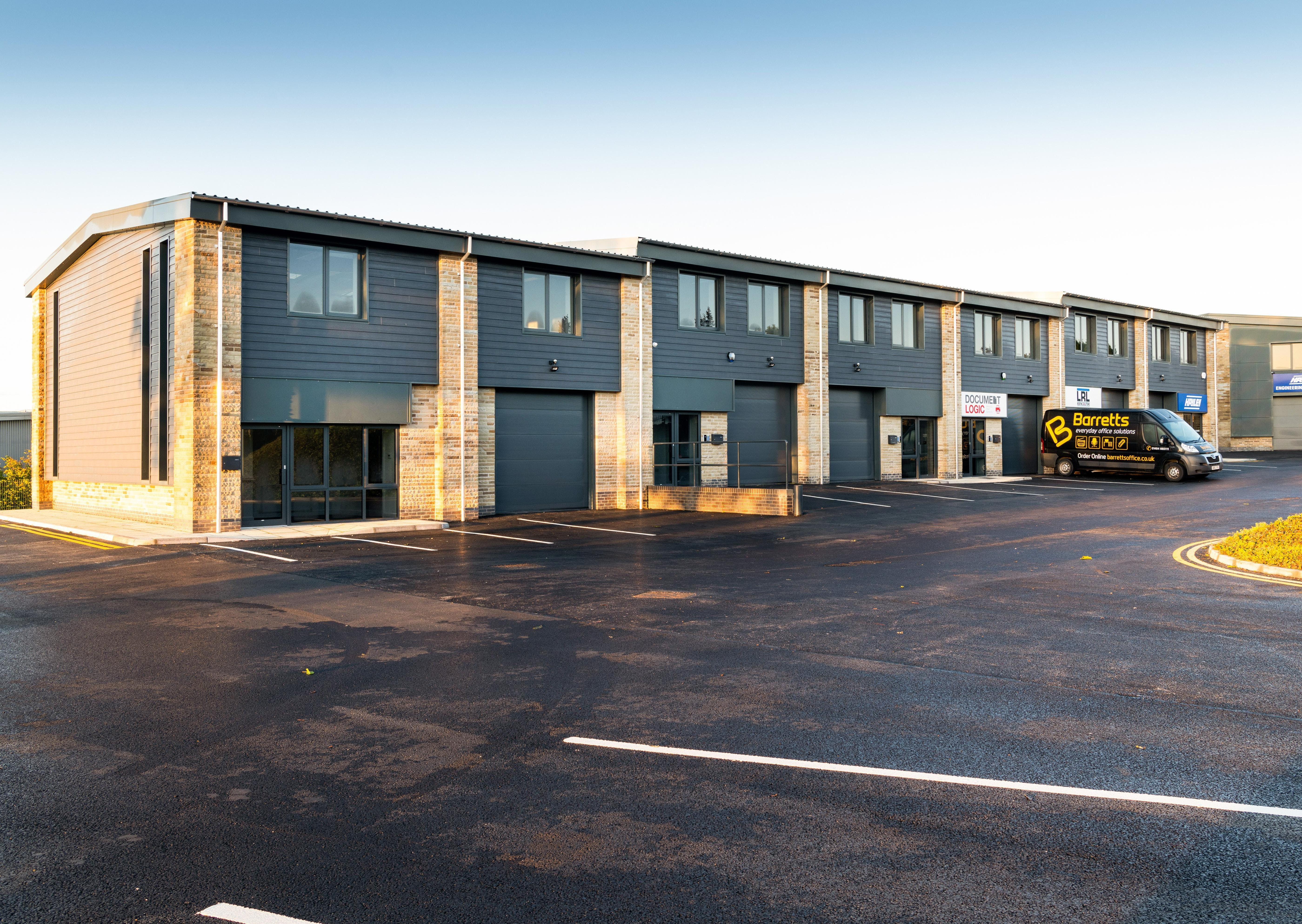 Frank Marshall Estates reveals why small industrial employment parks are the future