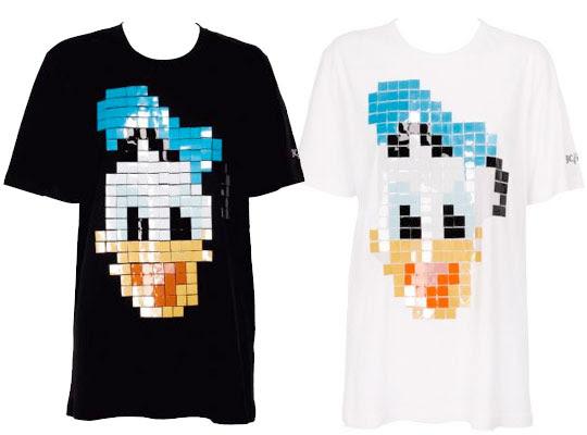 "Jean-Charles de Castelbajac ""Donald Duck"" t-shirt"