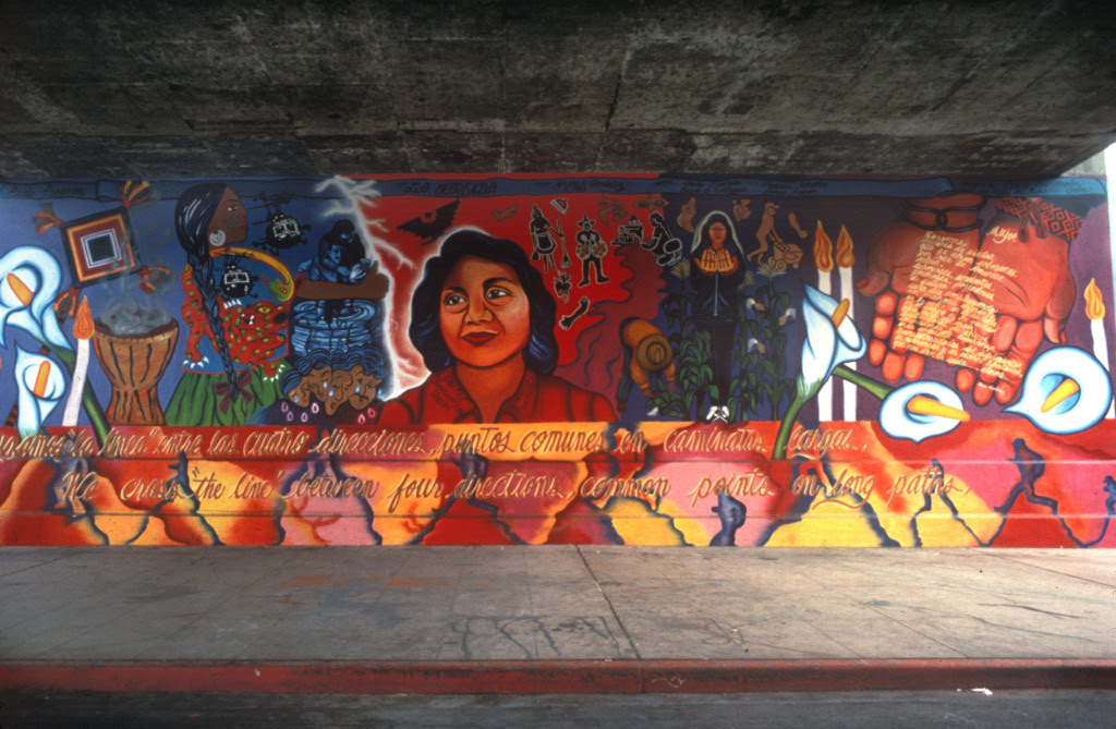 City Wide Mural Program La Ofrenda Sparcinla