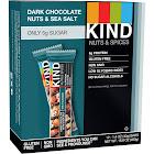 Kind Nutrition Bars, Dark Chocolate Nuts & Sea Salt - 12 Count, 16.8 oz box