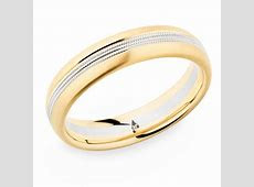 274420 Christian Bauer 18 Karat Two Tone Wedding Ring / Band   TQ Diamonds