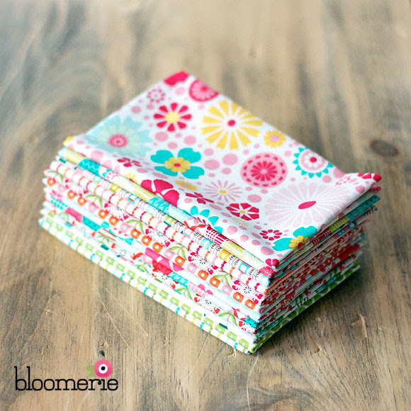 So Happy Together Giveaway with Bloomerie for Friday's Fabric Giveaway!!