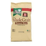 Par Excellence Parboiled Whole Grain Brown Rice, 25 Pound -- 1 each.