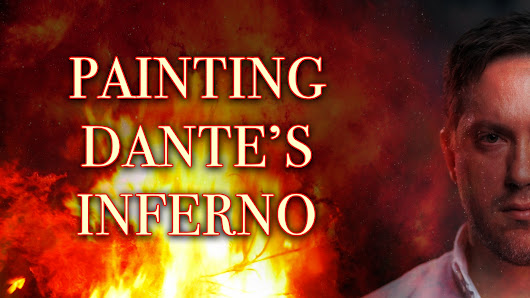 Painting Dante's Inferno