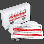 Canon 1904v566 Cr Cleaning Card For Cr25 Cr55 Accs 15 Pieces Per Carton