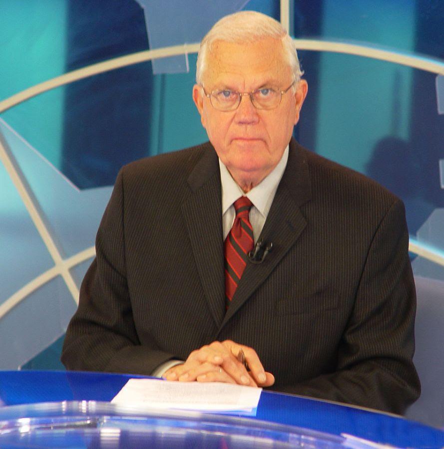 O jornalista Joelmir Betting morreu aos 75 anos / Divulgação/Band