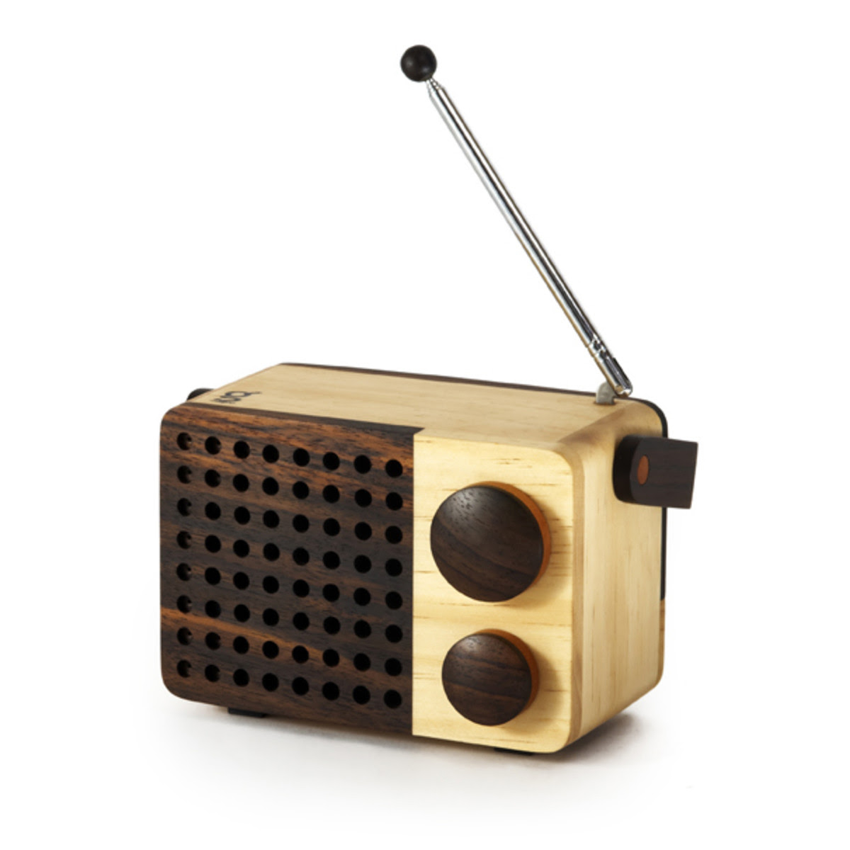 Magno Wooden Radio Mini frei