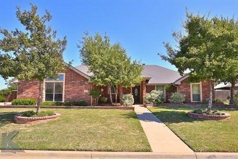 Abilene, TX Houses for Sale with Swimming Pool  realtor.com\u00ae