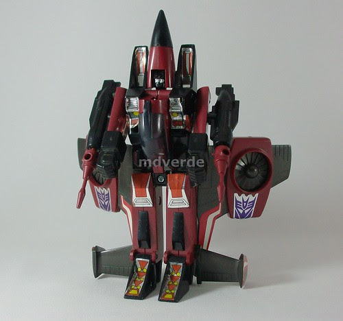 Transformers Thrust G1 - modo