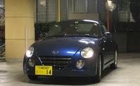 コペン洗車03