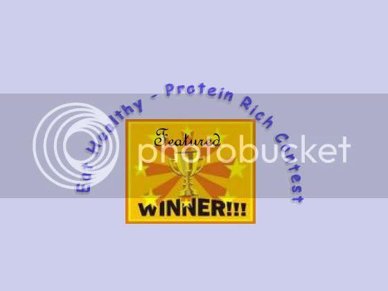 EH-Protein Rich Contest Winner