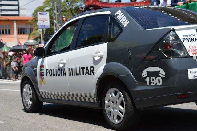 Major da Polícia Militar de Pau dos Ferros emite comunicado para população