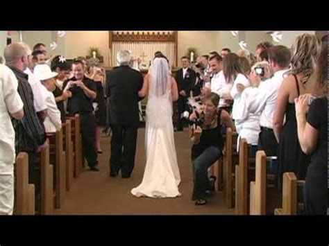 Church Wedding Ceremony   YouTube