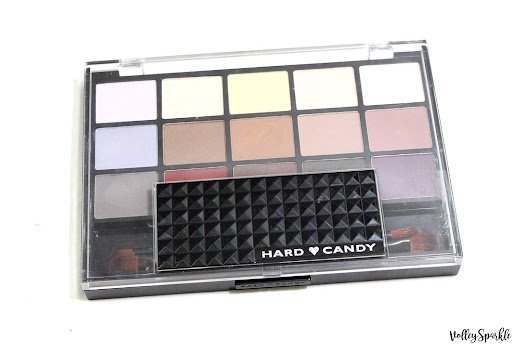 Hard Candy Look Pro Matte Eyeshadow Pro Palette | Review & Swatches