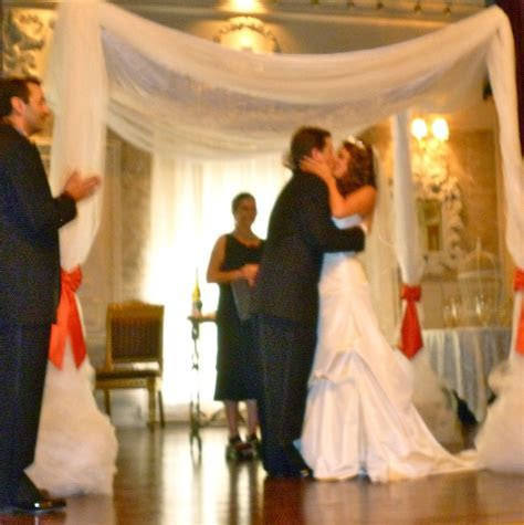 Jewish Christian Interfaith Wedding Ceremony officiated by