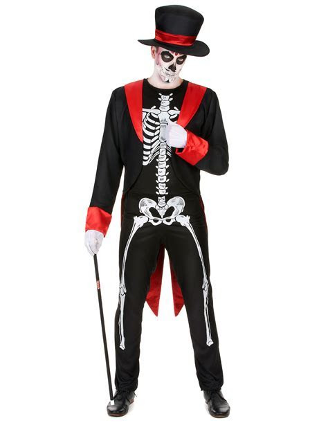 Fancy skeleton costume for men: Adults Costumes,and fancy