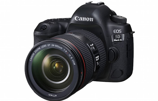 Canon announces 4K, EOS 5D Mark IV - Audio Video Pro