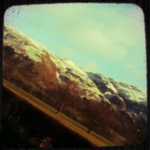 Retro hills